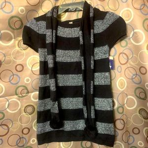 Cherokee Girls Sweater Dress Size Small